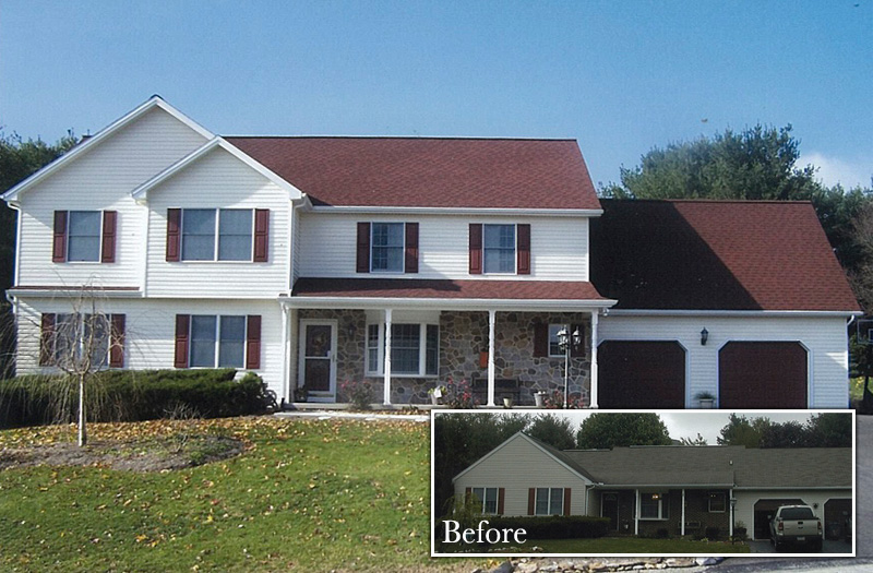 additions builder, custom home designs, york, county, harrisburg, lancaster, pa