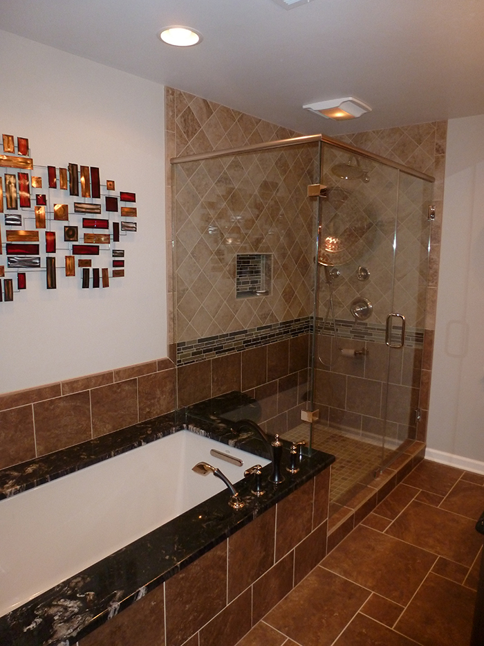 Elegant Bathrooms Builder, Custom Home Designs, York, County, Harrisburg,  Lancaster, Pa ...