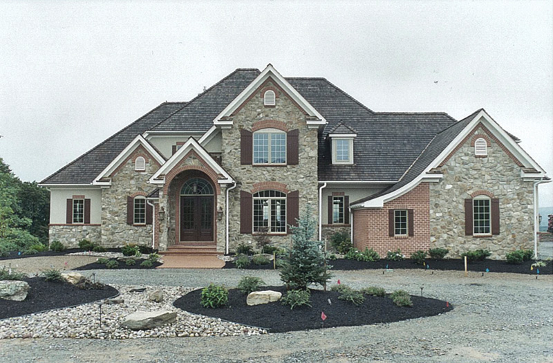 Custom home builder home contractor york pennsylvania Custom home designs