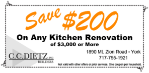 Save $200 Kitchen Coupon