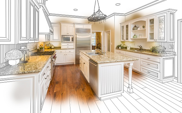 48 Creative Ways To Prepare Your Kitchen For A Complete Remodel Classy Basic Kitchen Remodel Creative Property
