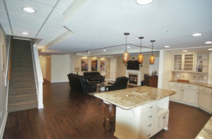 basement remodeling services in York, PA