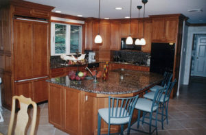 kitchen design and build services in York, PA
