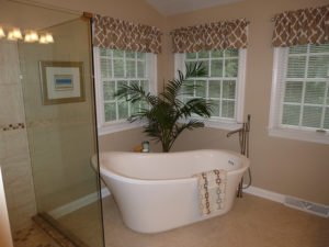 custom bathroom remodel CC Dietz york PA