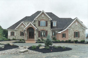 home building in York, PA