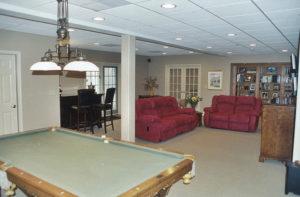 custom basement remodel cc dietz